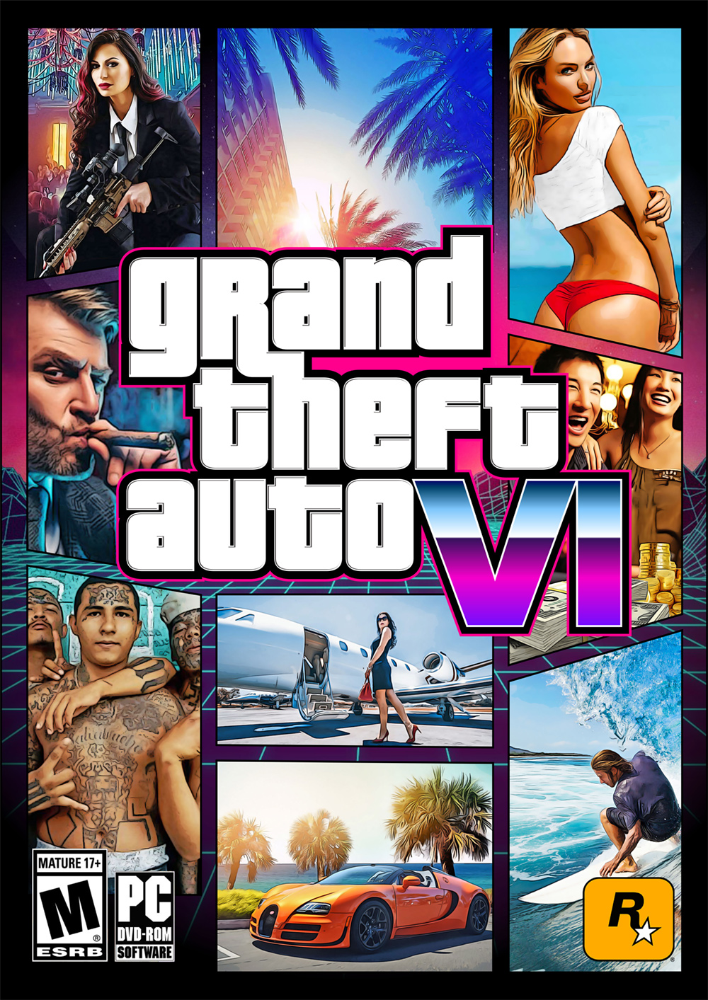 GTA VI could take place in the 80's